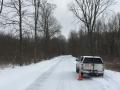 Cougar Road near Sherrodsville Ohio in Carroll county