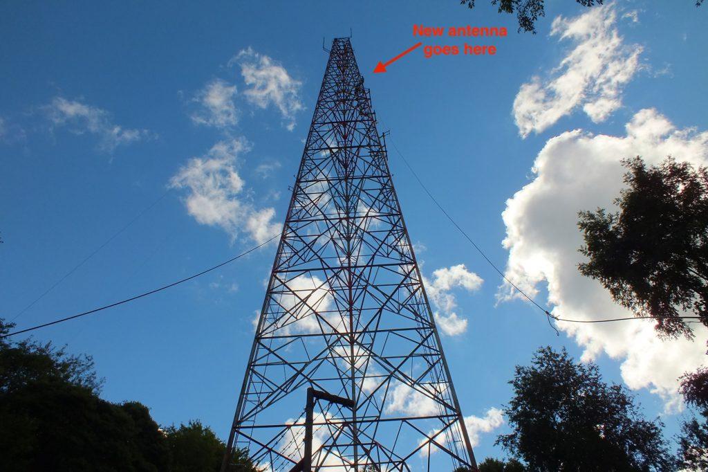 Tower-arrow