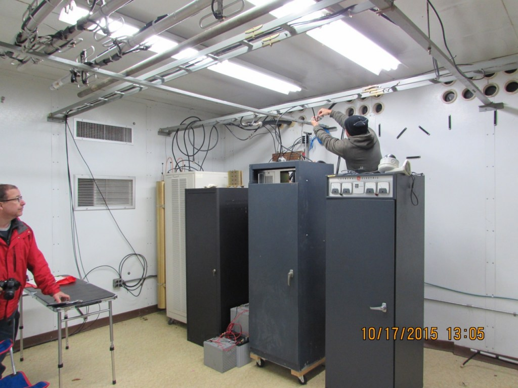 Repeater room
