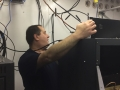 Moving the UHF amp