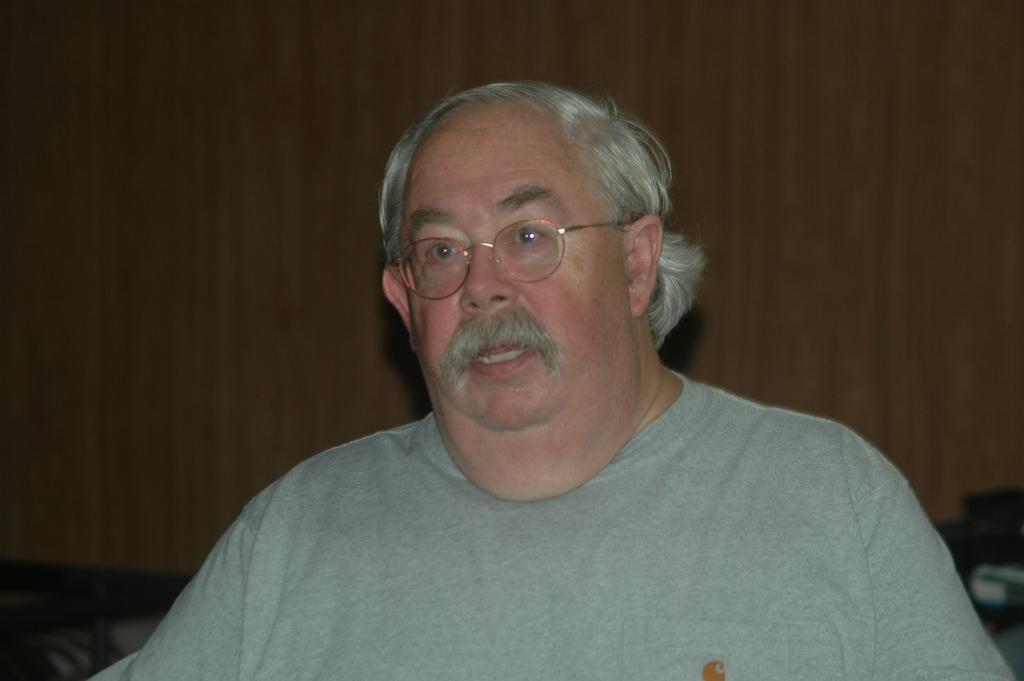 Mike Burg N8QQN - Public Relations