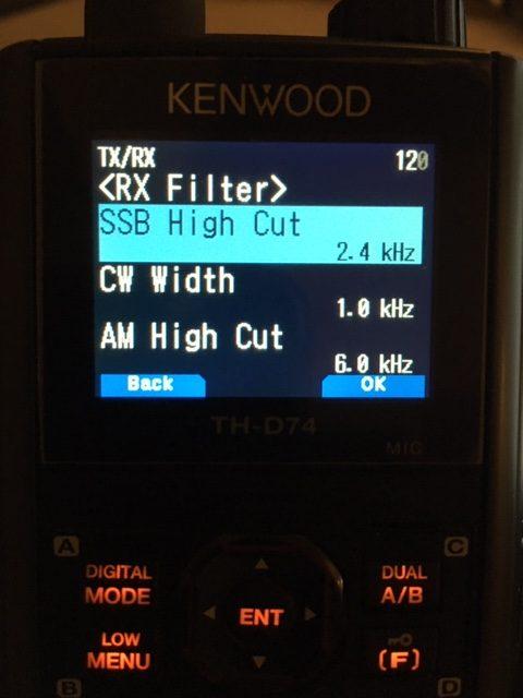 N8CD's Handheld Radio Review #9: Kenwood TH-D74A Tri-Bander + DStar